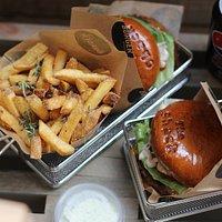 Shack Burger Menu