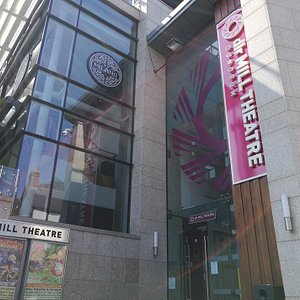 dlr Mill Theatre located in Dundrum Town Centre - beside Milanos