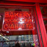 Bakery 164, Focacceria