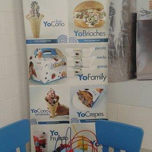 Soluzioni a base di yogurt