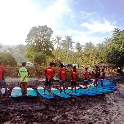 Prepare for group - Nayaka Crew