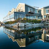 The Boathouse Restaurant   Kennebunkport, Maine