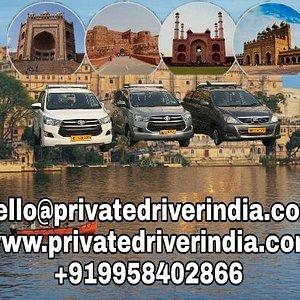 private driver india