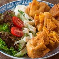 Fried Seafood Wanton