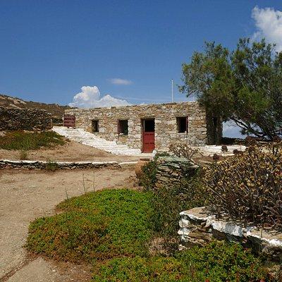 The Folegandros Ecomuseum