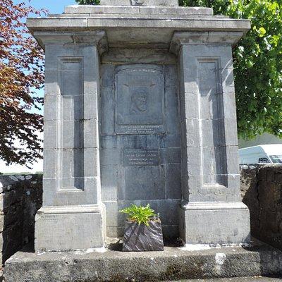 Parnell Monument, Creggs