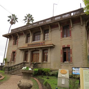 Oficina de Turismo - Colón - Entre Ríos