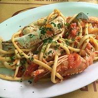 seefood pasta