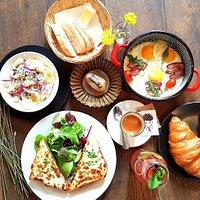 french breakfast...
