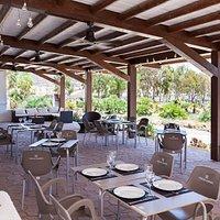 Restaurante - Terraza La Fábrica de Genoveses