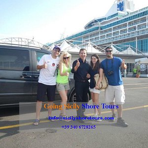 Private tours all around Sicily or just a transfer wih professional drivers, contact us!