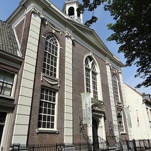 Exterieur kerk