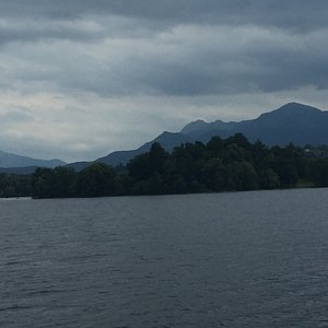 StaffelSee from the boat