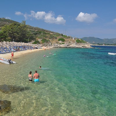Tourkolimnionas Beach