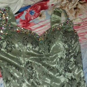 Sono disperata vendo questo vestito