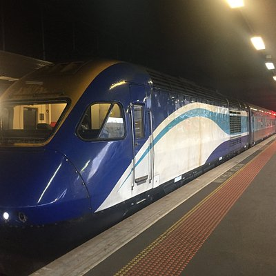 Melb to Sydney Train