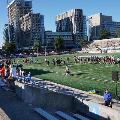 Toronto Wolfpack  match