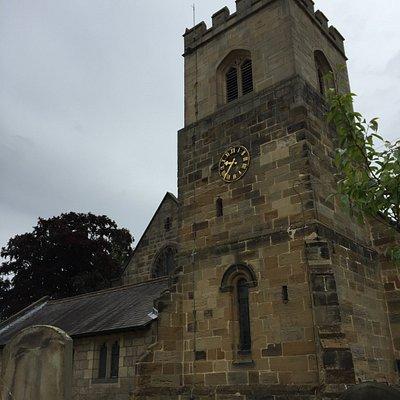 St Oswald's Church Sowerby