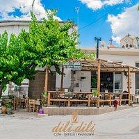 Dili-Dili coffee- grill bar| restaurant @Melidoni Rethymno
