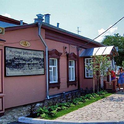 Дом купца Карпа Фомича Чуприкова.