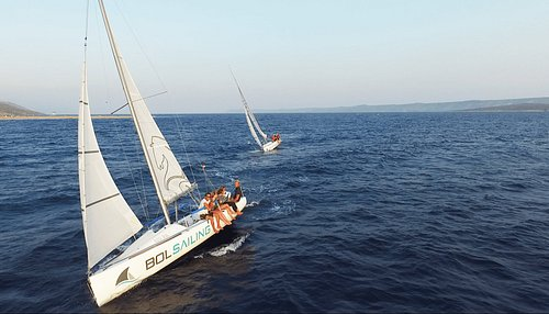 Active Sailing tour - Match racing with two identical boatsF