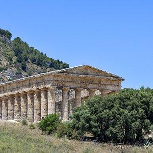 Le Temple de SEGESTA