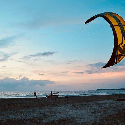 kitesurf cartagena colombia