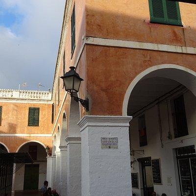 Centro Historico de Ciutadela de Menorca;Ciutadela city centre