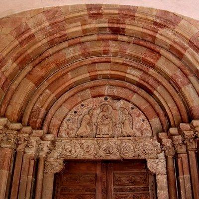 Kirche St. Zeno Portal
