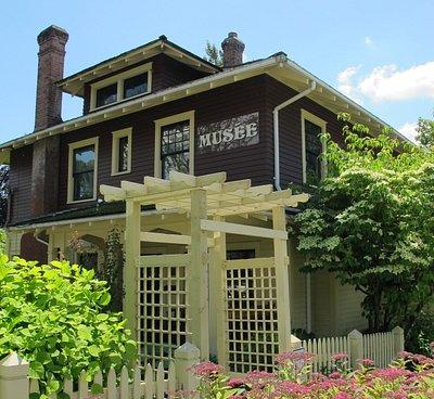 Coquitlam Heritage at Mackin House Museum