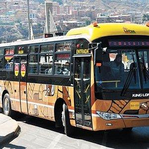 Bus PUMA KATARI