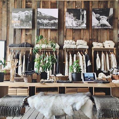 Atelier and Boutique Le Mouton Vert, Puerto Natales