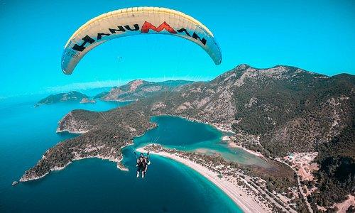 Dünyanın en  mükemmel uçuş bölgesi seçilen bu coğrafyada gelin sizleri gökyüzü ile tanıştıralım.