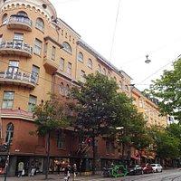 Bulevardi and Ekberg Cafe
