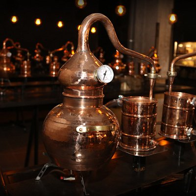 Our 3L mini-stills