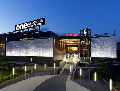 One Salonica outlet mall - The New Outlet Experience!