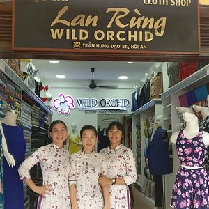 Wild Orchid Tailor - Trang Hung Dao 32, Hoi An town