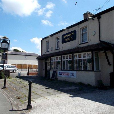 The Brown Edge Pub, St. Helens