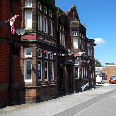 The Springfield Hotel, St. Helens