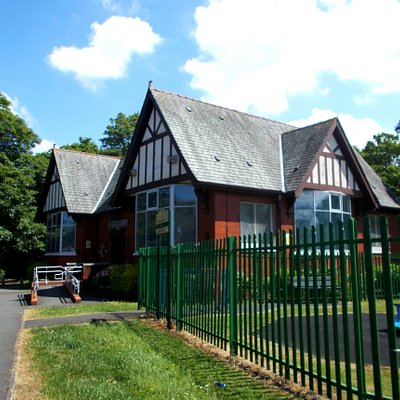 Thatto Heath Library, St. Helens