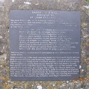 St. John's Well, Newton Village (Porthcawl)