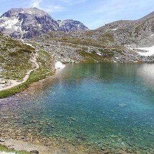 Lago peyron