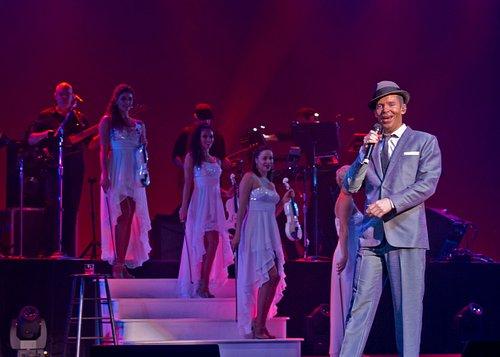 Brian Duprey as Sinatra 2016