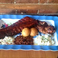 BBQ SUMMER Hours: F 4-8 pm; Sat and Sun 12-8 pm