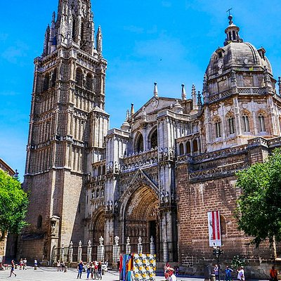 Beautiful cathedral