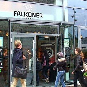 Nordisk Film Biografer Falkoner