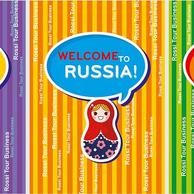 Welcome to Russia with Rossi Tour Business!