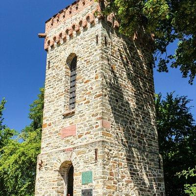 Bad Soden: Burgbergturm