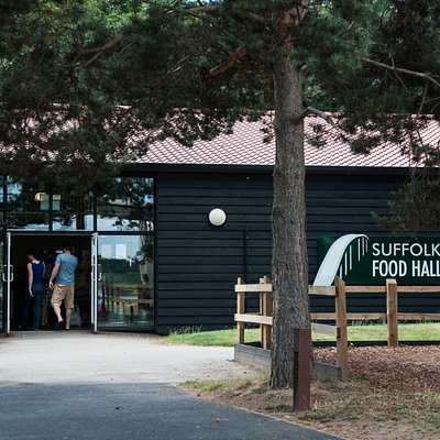 Suffolk Food Hall - Entrance