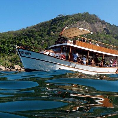 Um encontro com o sol, o mar, o vento e principalmente com os encantos da baía de Guanabara!